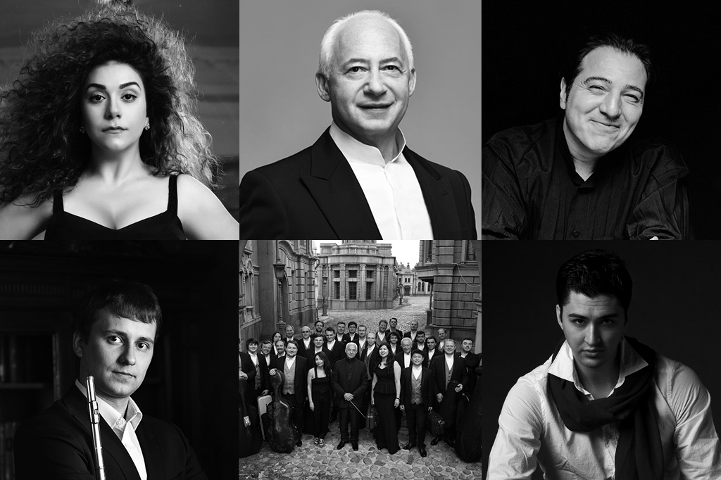 Turkish Russian Classical Music Festival begins in Antalya
