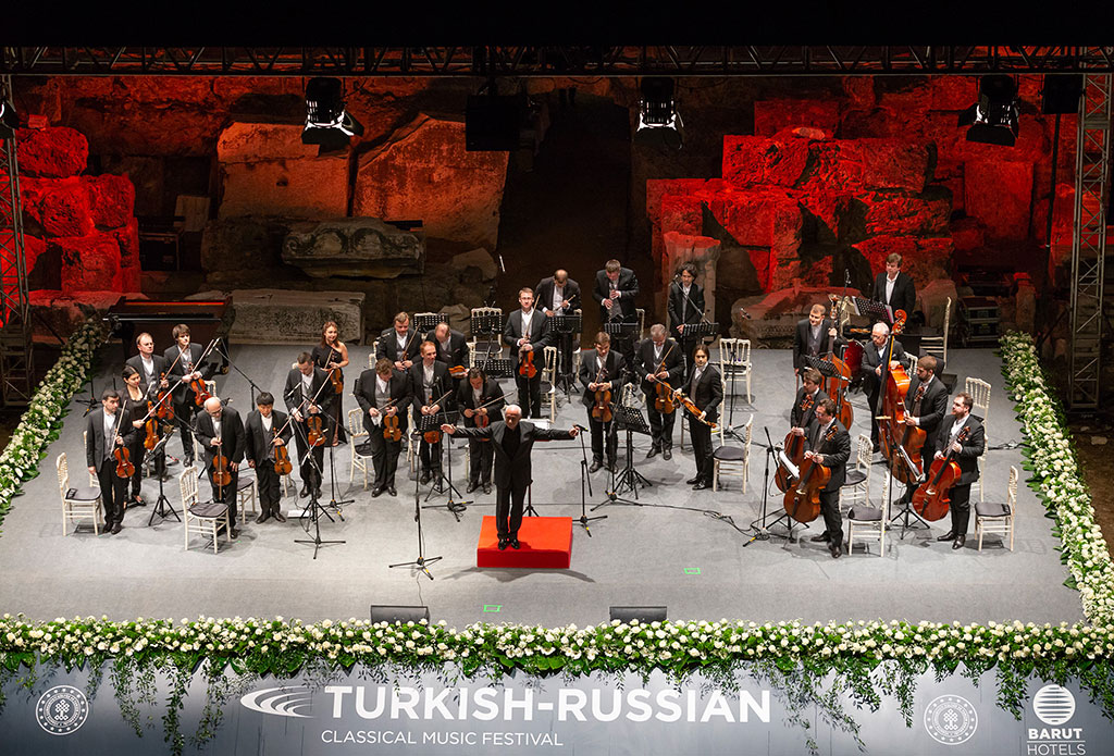 The Turkish Russian Classical Music Festival Begins in