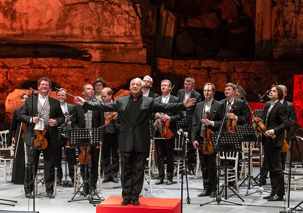 Turkish Russian Classical Music Festival Ended with